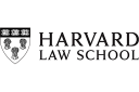 Harvard Law School: logo in greyscale