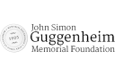 John Simon Guggenheim Memorial Foundation: logo in greyscale