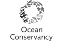 Ocean Conservancy: logo in grayscale