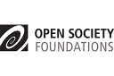 Open Society Foundations: logo in greyscale
