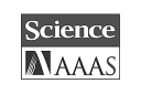 Science (AAAS): logo in greyscale