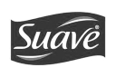 Suave: logo in greyscale