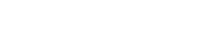 Smile Train: logo in white